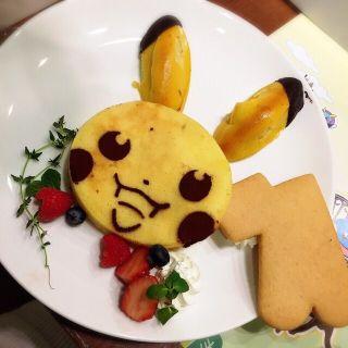 cute me(キュートミー)を飲んでポケモンカフェのメニュー全制覇!食べても太らない魔法のサプリ!?
